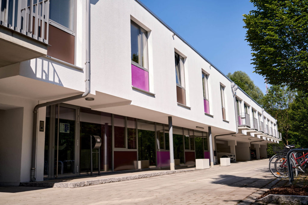 CampusVille, Studentenapartment in Landshut, Studentenwohnheim